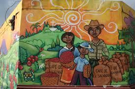 El Mural by El Salvador Mural Destruction Violence And Memory Pulitzer Center