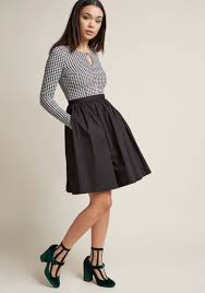 houndstooth dress houndstooth dresses modcloth