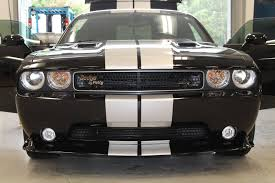 Dodge Challenger With Blower - f132986904