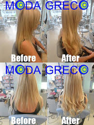rapture hair extensions rapture hair extensions by moda greco before and after pictures