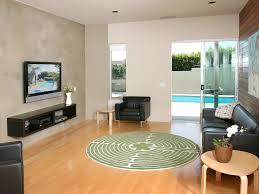 tv unit room drum pendant wall art open floor plan decor glass