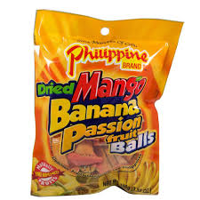 fruit treats philippine dried mango banana passionfruit balls chewy fruit
