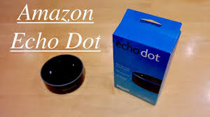 unboxing u0026 set up of amazon echo dot youtube