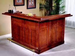 U Shaped Bar Table Bar U Shaped Bar Plans