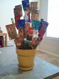 diy bouquet what a great idea for you husband fiance