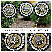 40th Bday Decorations 40th Birthday Decorations 40th Centerpiece Centerpiece Sticks