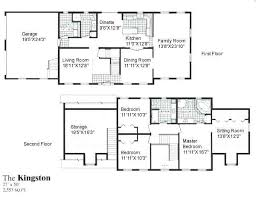 2 story home floor plans floor plan for two storey house design two storey house plans free