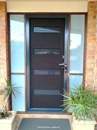 Front Door Security Gate by Articles With Home Door Security Gates Tag Impressive Home Front