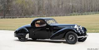 bugatti type 57sc atlantic hall of fame 1935 bugatti type 57 atalante prototype by