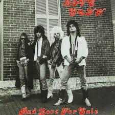 love gunn u2013 bad love for sale 1987 melodic hard rock