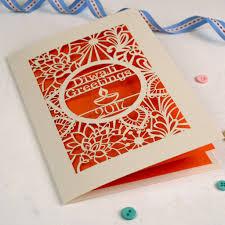 diwali cards diwali cards notonthehighstreet
