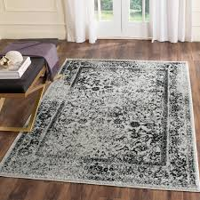 safavieh daley power loomed shag area rug or runner walmart com