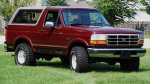 2016 Bronco Svt Ford Bronco Ford Pinterest Ford Bronco And Ford