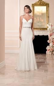 silk wedding dress silk wedding dress stella york