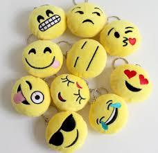 keychain favors wedding keychains wedding gift lovely emoji smiley keychains