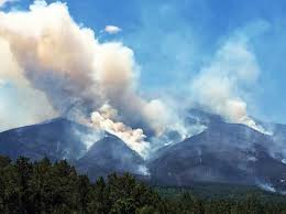 Wildfire Castle Rock Co by Colorado Hayden Pass Fire Causes Evacuations South Of Salida