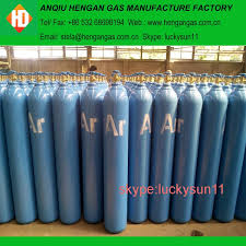 helium tank for sale high purity 99 999 helium gas in 40l 50l high pressure gas cylinder