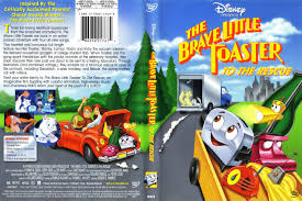 The Brave Little Toaster Goes To Mars Vhs The Brave Little Toaster To The Rescue Front Wwwgetcoversnet Movie