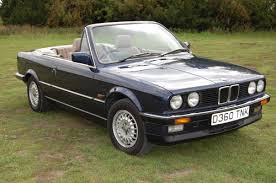 bmw e30 325i convertible for sale bmw e30 325i convertible sold 1987 on car and uk c328786