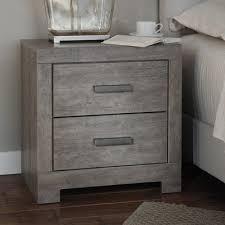 beachcrest home rosen 2 drawer nightstand u0026 reviews wayfair