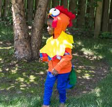 no sew diy hei hei costume primary