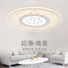 Led Bedroom White Round Ceiling - aliexpress com buy new favorable led ceiling lights plafondlamp
