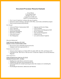 Salon Manager Resume Examples by Sample Lvn Resume Sap Developer Cover Letter Company Accountant