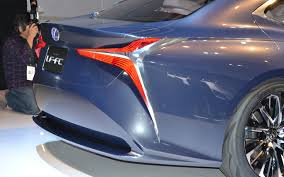 lexus lf lc price canada lexus lf lc concept picture gallery photo 3 4 the car guide