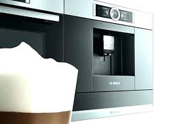 Miele Built In Coffee Maker Dimensions – armistead