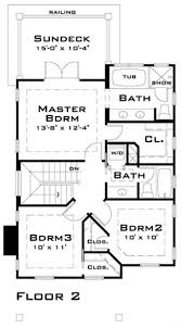 3 bedrm 1586 sq ft craftsman house plan 116 1007
