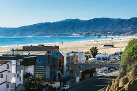 Home Decor Santa Monica Santa Monica California Photo Prints On Metal U0026 Canvas Wall Art