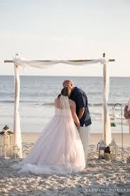 island themed wedding oak island wedding kari and chris nc wedding