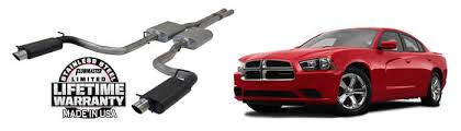 2011 dodge charger warranty 2011 2013 dodge charger r t exhaust system flowmaster 817502