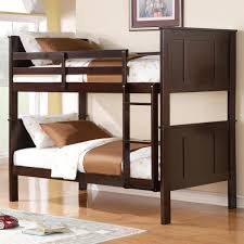 Bunk Beds With Computer Desk by The Natural Beauty Of Wooden Bunk Beds Home Decor And Furniture