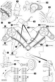 to replace timing chains on jaguar xk 8 4 0 r v8 32v 1998 2002