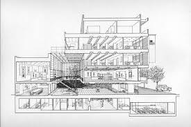 architecture plans architecture plan for japan society with architecture plans