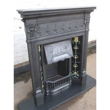 Edwardian Bedroom Furniture by Victorian Fireplace Original Antique Edwardian Victorian