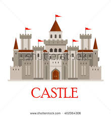 Old Castle Curtain Wall Castle Tower Stock Images Royalty Free Images U0026 Vectors