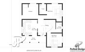 968 sq ft home designs u2013 kerala home design