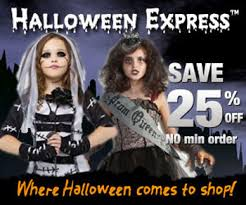 Halloween Costumes Coupons Halloween Express Save 25 Orders Chicagofun