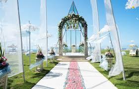 wedding chapel mirage chapel by grand mirage delapan bali wedding
