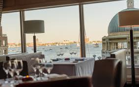 meritage the restaurant boston harbor hotel restaurant boston ma