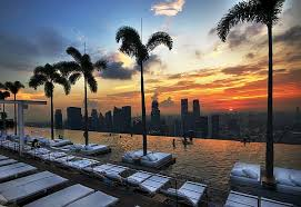 Decorating Around The Pool The Best 18 Rooftop Pools From Around The Globe