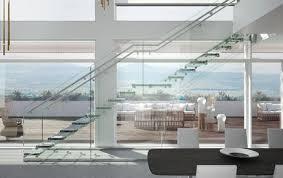 Glass Stairs Design Glass Stairs And Glass Staircase Sillerstairs