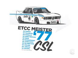 logo bmw csl by 8380 laboratories carteles fotos pinterest bmw