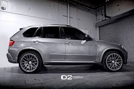 Bmw X5 Update - bmw x5 with custom d2forged mb1 monoblock wheels