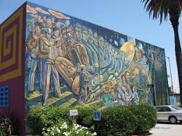 Wall Mural Shining Through The A Guide To Finding Public Art Wherever You Are In Los Angeles