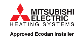 mitsubishi electric logo service and repair