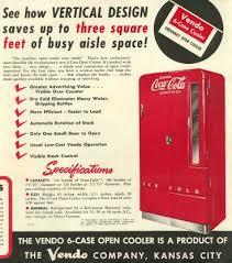coca cola fridge glass door vendo coke machine history and serial numbers