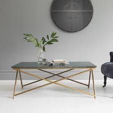 stellar green marble coffee table due oct 24th d e s k